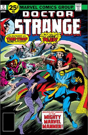 Doctor Strange Vol 2 17