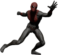 Peter Parker (Earth-8351) from Spider-Man Edge of Time 001