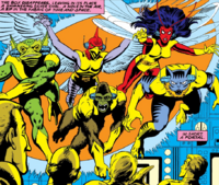 Ani-Men (Earth-616) from X-Men Vol 1 94 0001