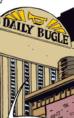 Daily Bugle (Earth-982) Spider-Girl Vol 1 3