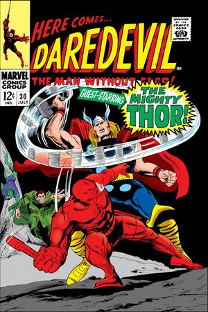 Daredevil Vol 1 30