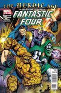 Fantastic Four Vol 1 582