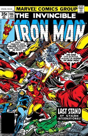 Iron Man Vol 1 106