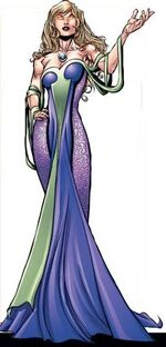 Carina Tivan (Earth-616) from Avengers Roll Call Vol 1 1 0001