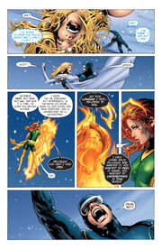 Jean Grey (Earth-616), Phoenix Force (Earth-616), Emma Frost (Earth-616) and Scott Summers (Earth-616) from X-Men Phoenix Endsong Vol 1 5 0001