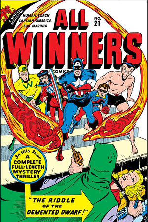 All Winners Comics Vol 1 21