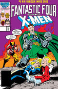 Fantastic Four vs. the X-Men Vol 1 1