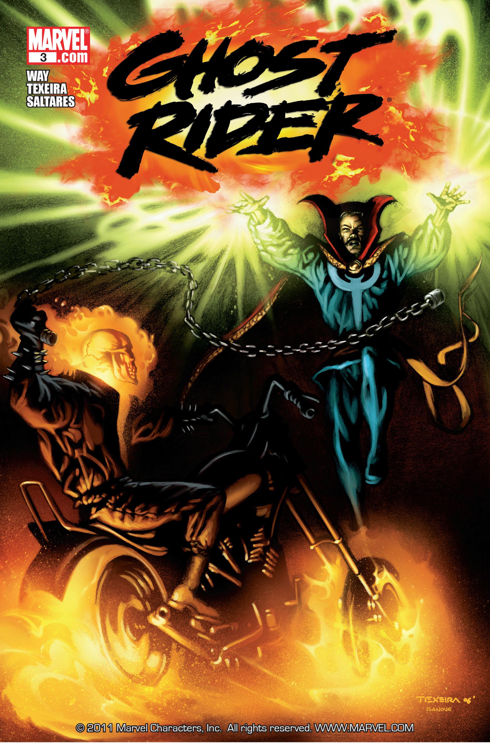 Ghost Rider Vol 6 3
