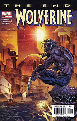 Wolverine The End Vol 1 2