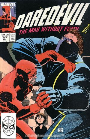 Daredevil Vol 1 267