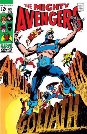 Avengers Vol 1 63