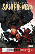 Superior Spider-Man Vol 1 21
