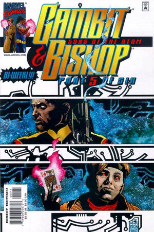 Gambit and Bishop Vol 1 5