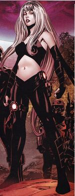 Yabbat Ummon Turru (Earth-1365) from New Avengers Vol 3 1 001