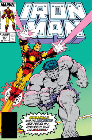Iron Man Vol 1 247