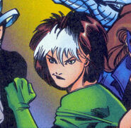 Rogue (Anna Marie) (Earth-1298) from Mutant X Vol 1 1 0001