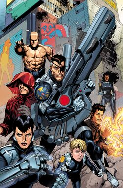 Secret Warriors (Earth-616) from Secret Invasion Vol 1 3