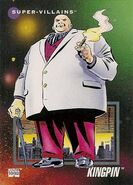 Wilson Fisk (Earth-616) from Marvel Universe Cards Series III 0001