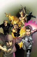 X-Men Legacy Vol 1 246 Textless