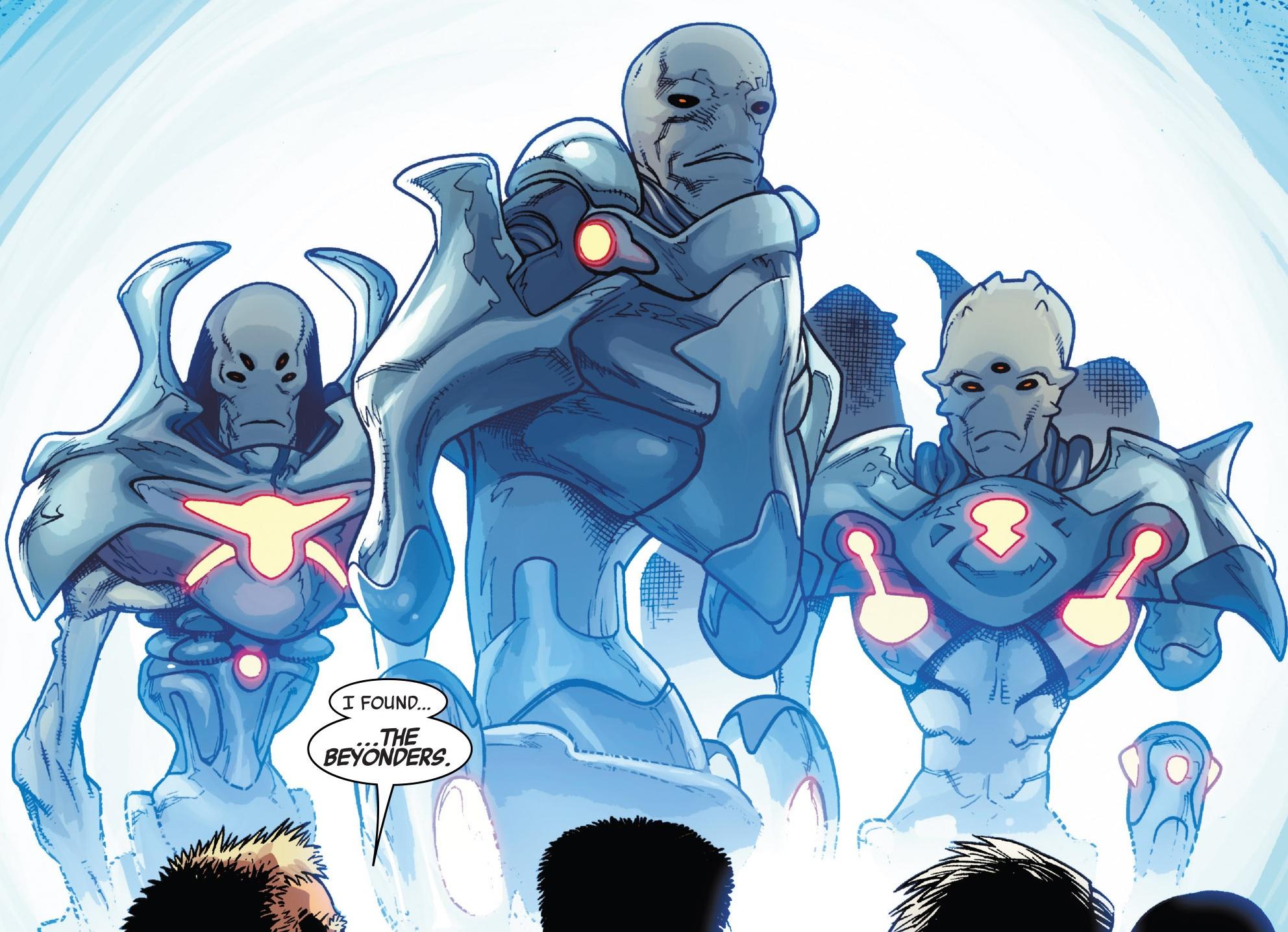 Beyonders   Marvel Database   FANDOM powered by Wikia