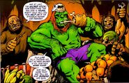 Bruce Banner (Earth-616) leader of the Killer Folk