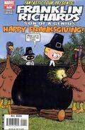 Franklin Richards Happy Franksgiving Vol 1 1