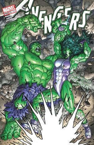 Avengers Vol 3 75