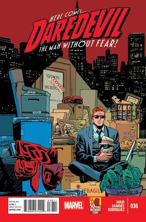 Daredevil Vol 3 36