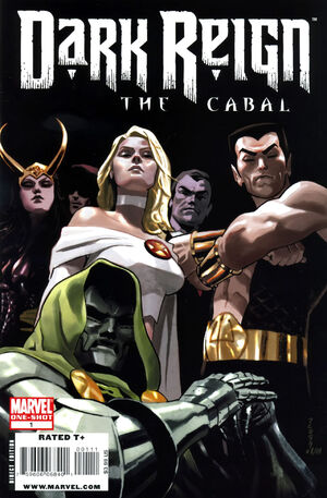 Dark Reign The Cabal Vol 1 1