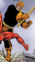 Dirk Garthwaite (Earth-4321) from Marvel Universe The End Vol 1 3