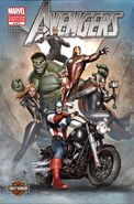 Harley-Davidson Avengers Vol 1 2