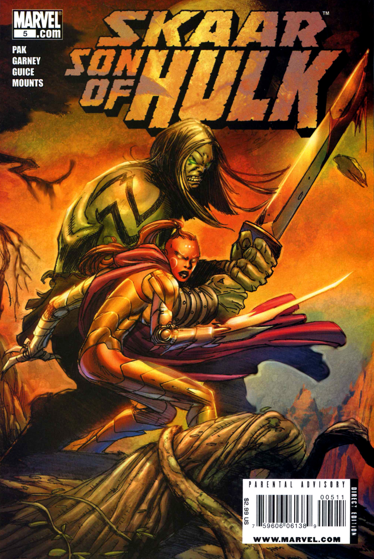 skaar son of hulk vol 1 5 marvel database fandom