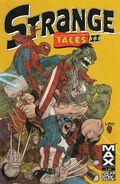 Strange Tales II Vol 1 1