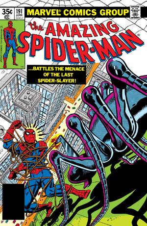 Amazing Spider-Man Vol 1 191