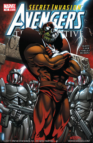 Avengers The Initiative Vol 1 14