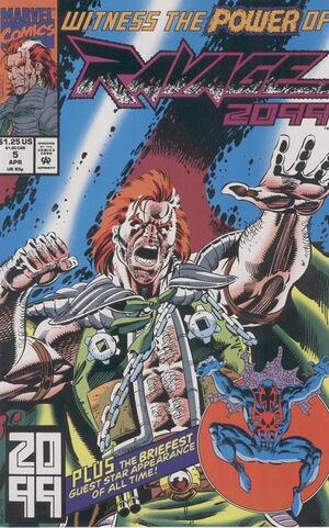 Ravage 2099 Vol 1 5