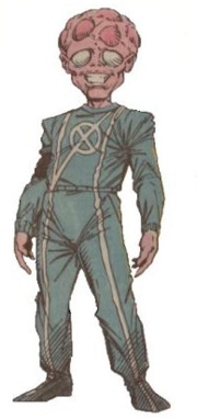 Arthur Maddicks (Earth-616) from Official Handbook of the Marvel Universe Vol 3 4 0001