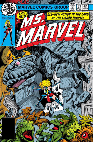 Ms. Marvel Vol 1 21