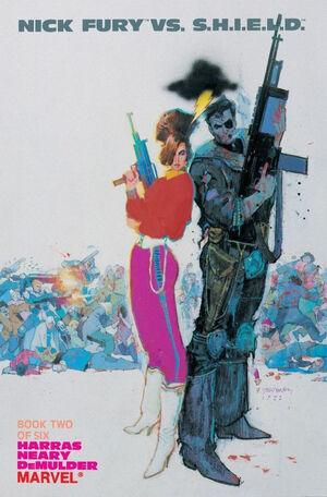 Nick Fury vs. S.H.I.E.L.D. Vol 1 2