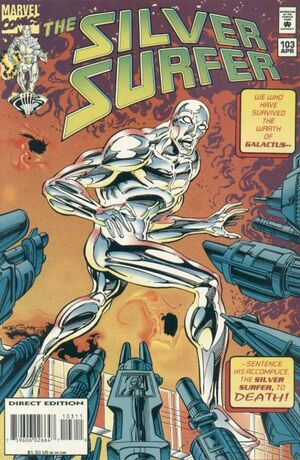 Silver Surfer Vol 3 103