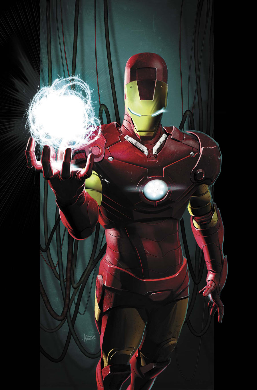 Iron man armor avengers vs new ultimates earth 1610 marvel database fandom powered by wikia - Image de iron man ...