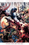 Civil War Vol 1 7 Turner Variant