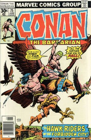 Conan the Barbarian Vol 1 75