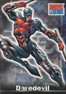 Matthew Murdock (Earth-616) from Marvel Legends (Trading Cards) 0003
