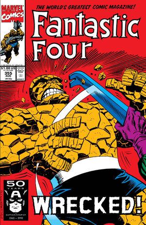 Fantastic Four Vol 1 355
