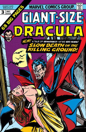 Giant-Size Dracula Vol 1 3