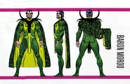 Karl Mordo (Earth-616) from Official Handbook of the Marvel Universe Master Edition Vol 1 3 0001