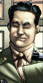Mike Grimaldi (Impostor) (Earth-616) Captain America Vol 1 616