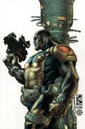 Uncanny X-Men Vol 1 494 Variant Bianchi Textless