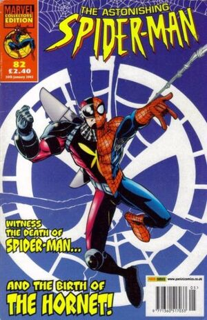 Astonishing Spider-Man Vol 1 82